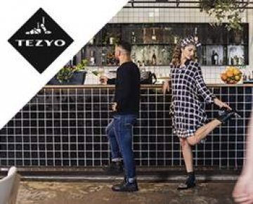 Get your Tezyo shoes on