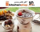 Find the pleasure to cook with Kitchen Shop