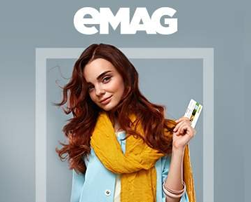 Shopping world with eMAG
