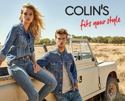 Colin's fits your summer style