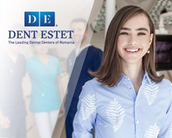 Confident smile with Dent Estet