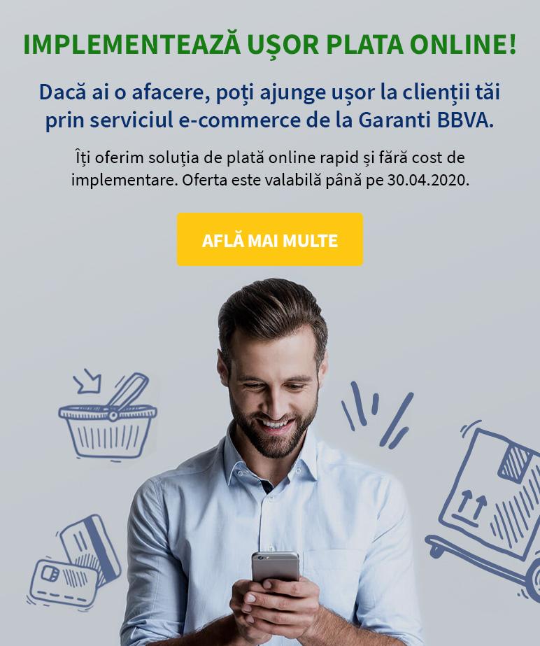 Garanti online credite