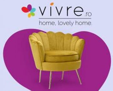 Arrange the home you dream of with Vivre.ro