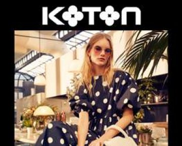 50% discount at Koton
