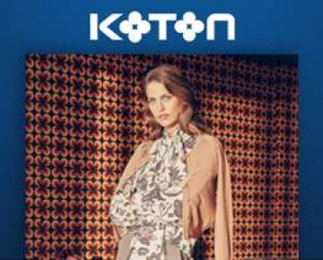 In trending with Koton