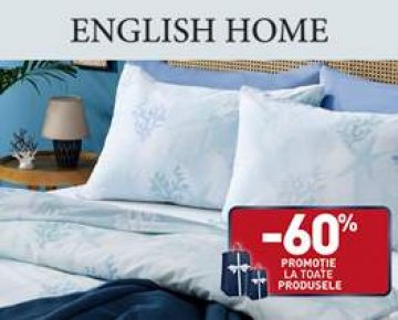 60% discount in English Home stores