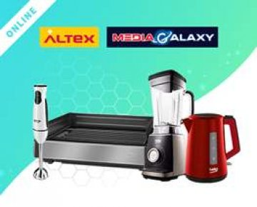 Stay at home with Altex and Media Galaxy