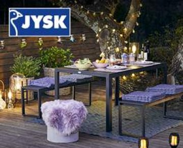Create the perfect atmosphere with Jysk