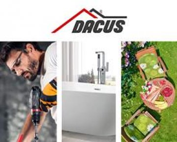 Work is easier with Dacus Bricolaj