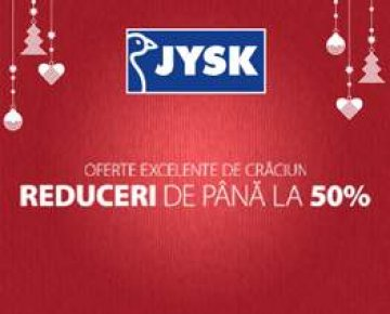 Excellent offers at JYSK