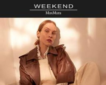 In style with Weekend Max Mara