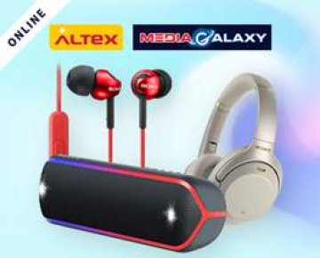 Everything you want on Altex & Media Galaxy