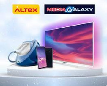 Un nou an cu Altex si Media Galaxy